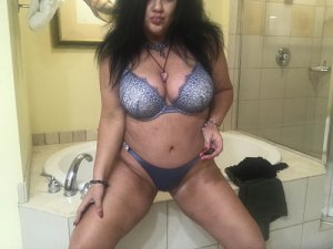 Nency escort girl in Alliance and tantra massage