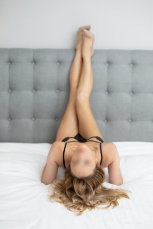 Muguet escort in Bemidji & thai massage