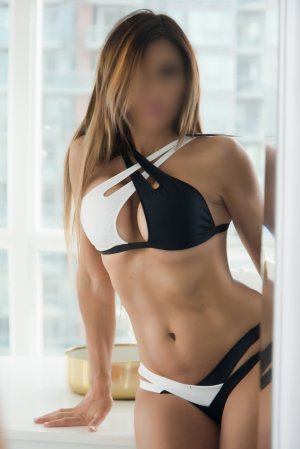 Marie-sabine escort in Port Jervis and thai massage
